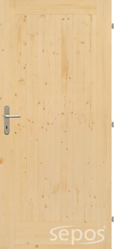 BATTENED DOORS. PALUBKOVÉ - vzor A  sc 1 st  Sepos & BATTENED DOORS